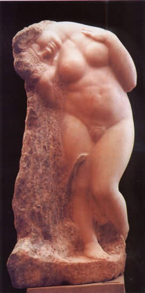 Ева.1919. Мрамор, фото из инета