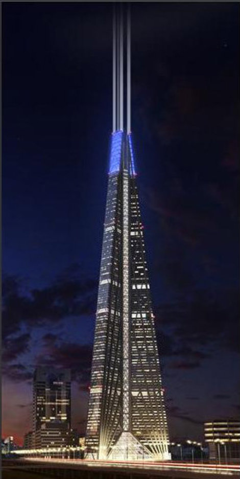 Башня Россия (проект)