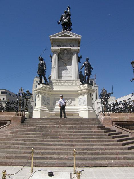 Памятник героям морякам