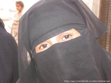 Йеменская женщина