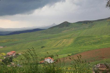 Пейзажи Корлеоне