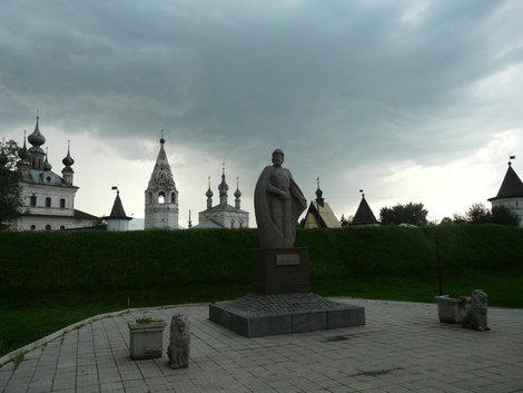 Юрий Долгорукий — г.Юрьев Польский