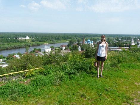 Высоты Гороховца