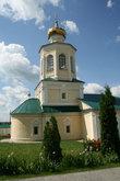 Храм иконы Знамения Божьей Матери 1800г. постройки.