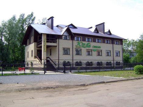Рыбинск. В городе развивается сеть частных отелей