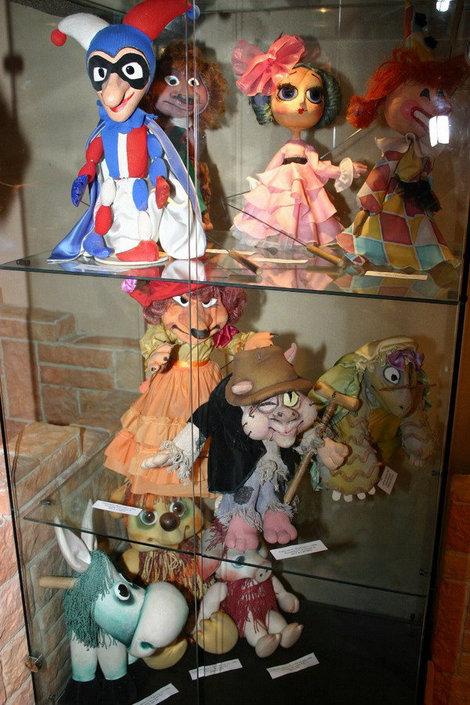 Рыбинск культурный. Театр кукол, где куклы так похожи на людей.