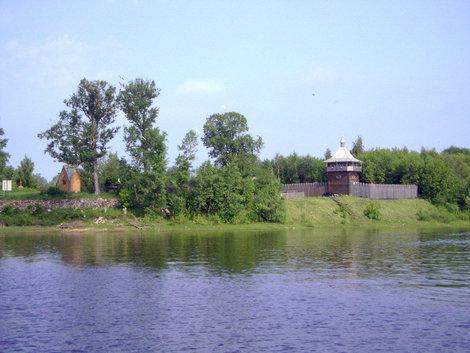 Усть-Шексна — предтеча Рыбинска