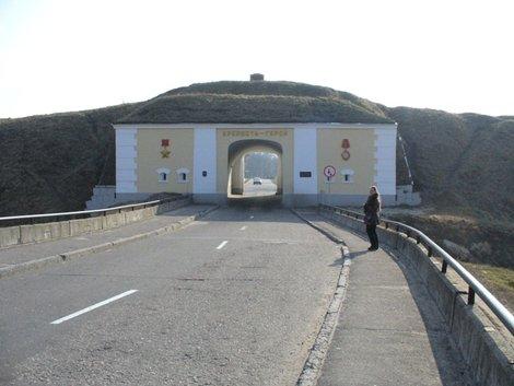 01. Северные ворота Брестской крепости