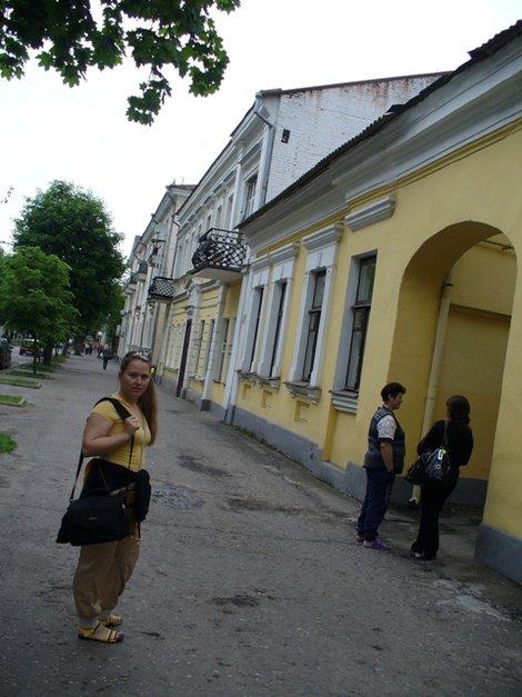 10. Улица Карла Маркса. Здания