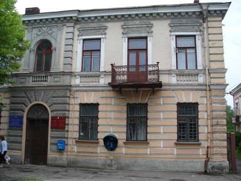 13. Улица Карла Маркса. Здания