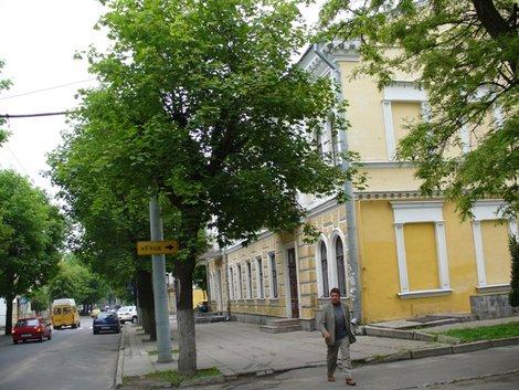 14. Улица Карла Маркса. Брестский областной краеведческий музей
