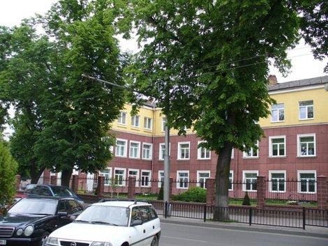 17. Здание гимназии №1