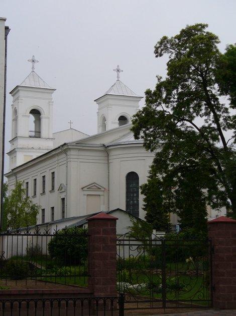 18. Костел Воздвижения Святого Креста
