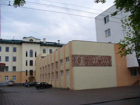 22. Улица Карла Маркса. Здания