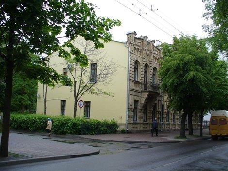24. Улица Карла Маркса. Здания