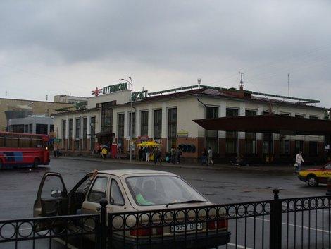 27. Автовокзал