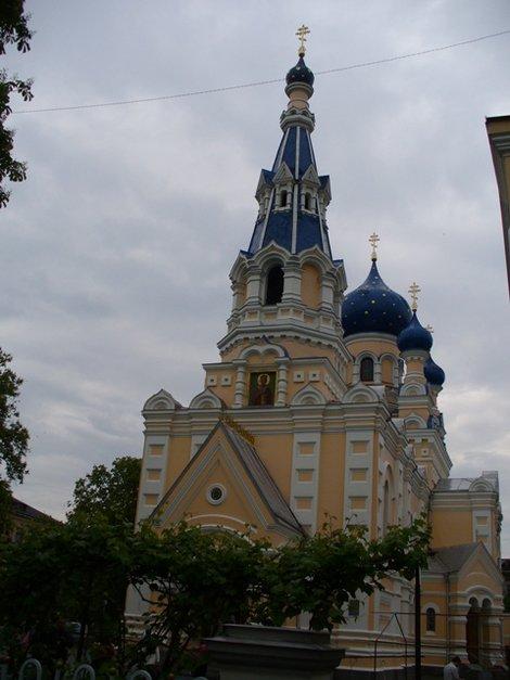28. Свято-Николаевская церковь
