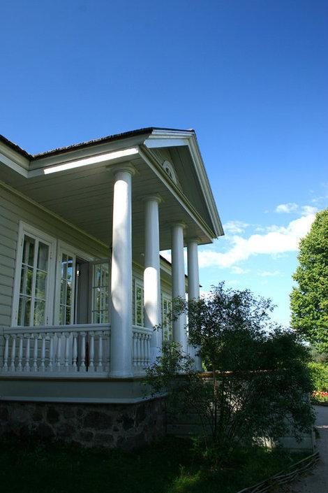 Дом А.С.Пушкина, фото с сайта, автор — Ирина.