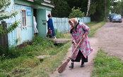 Яранск. Уличная уборка