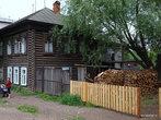 Яранск. Жилой дом