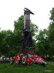 Яранск. Памятник погибшим в войну