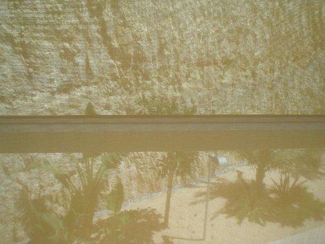 Вид из окна спа-центра