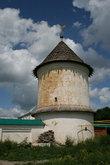 Башня Макаровского монастыря.