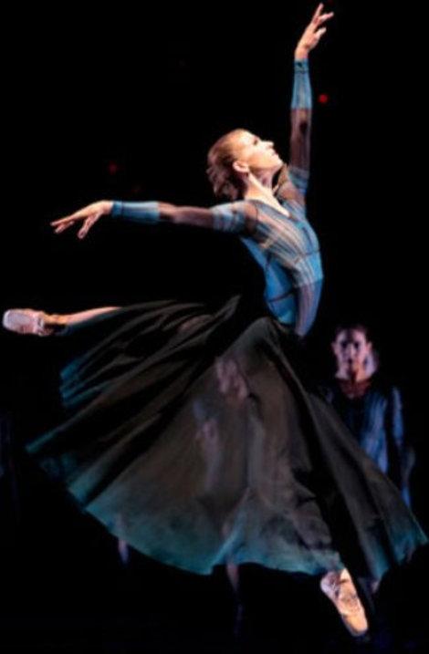 фото На сцене Хьюстонский балет(Афиша)