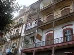 Порт-Саид. Жилая деревянная архитектура