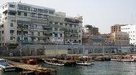 Порт-Саид. Вид на пристань