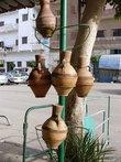 Порт-Фуад. Кувшины с питьевой водой на улицах