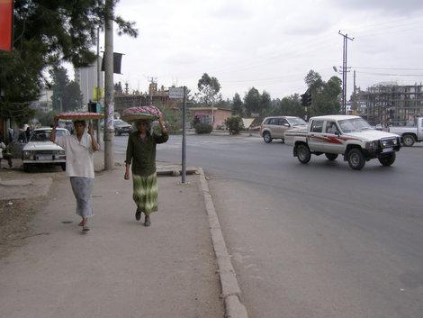 Париж Восточной Африки Аддис-Абеба, Эфиопия