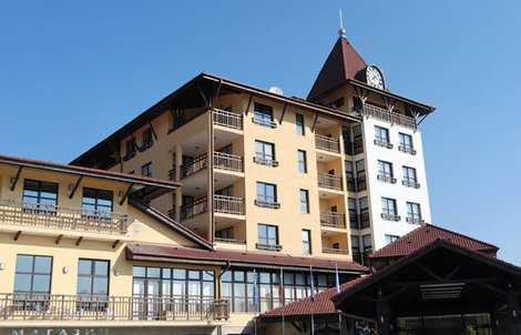 Grand Hotel Velingrad — один из 36 отелей Велинграда