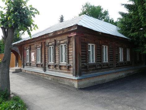 Дом Цветаевых
