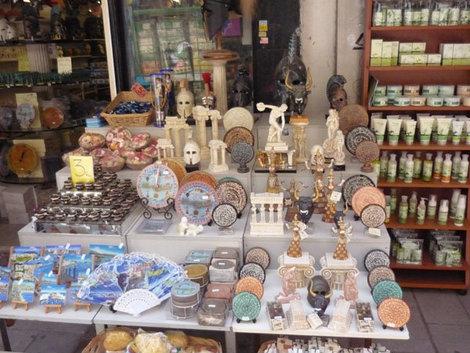 Традиционные сувениры с острова Крит, Ираклион