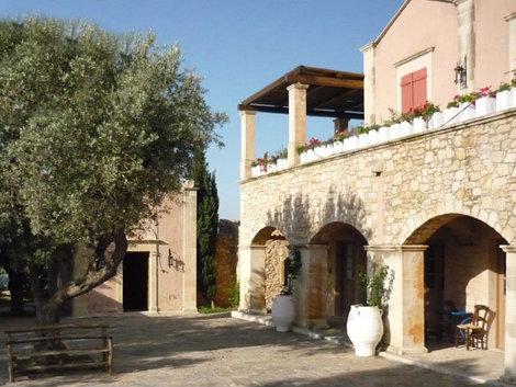 Agreco — семейная ферма владельцев сети отелей Grecotel, Крит
