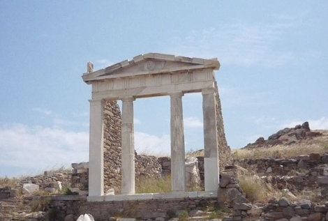 Остров Делос — сокровище Древней Греции