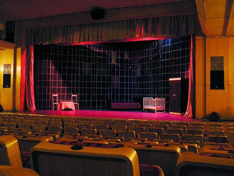 фото Основная   сцена театра.