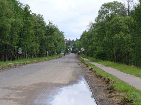 01. Дорога к Беловежской пуще