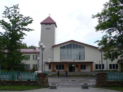 04. Здание Музея природы