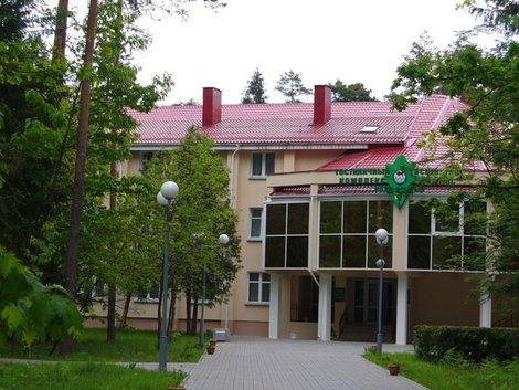 08. Гостиничный комплекс