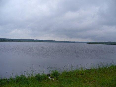 30. Лядское озеро