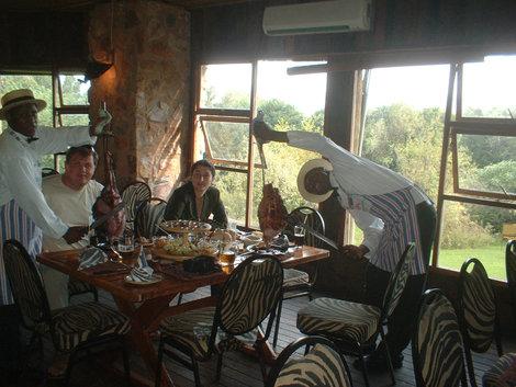 Carnivore Restaurant Йоханнесбург, ЮАР