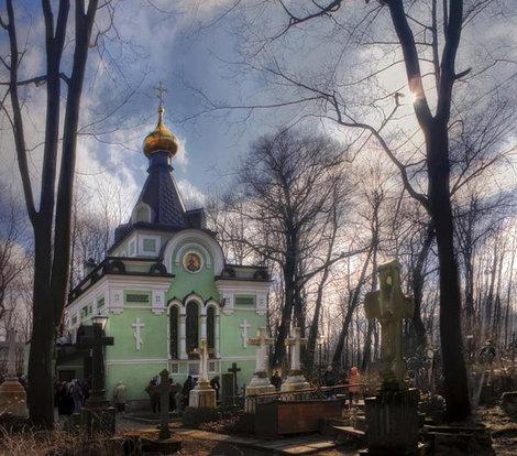 фото Часовня блаженной Ксении Петербургской.