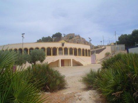 Оропеса, место проведения корриды