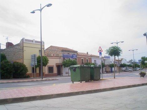 Оропеса, автостанция