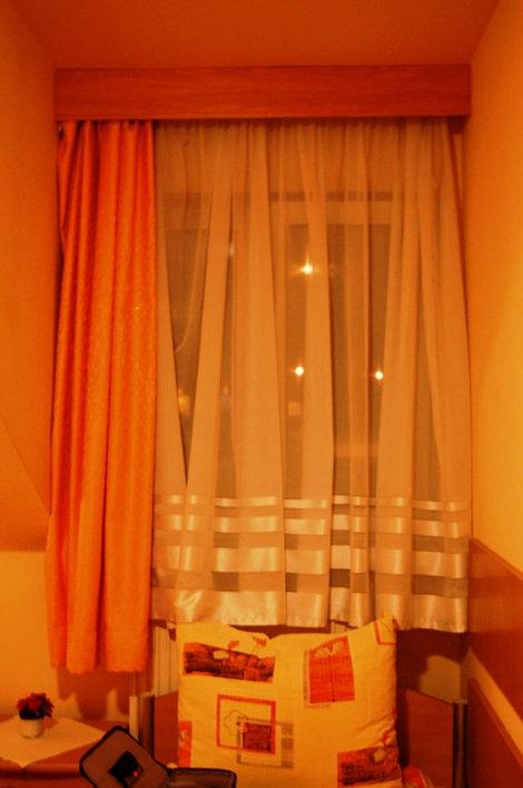 Единственное окно в номере