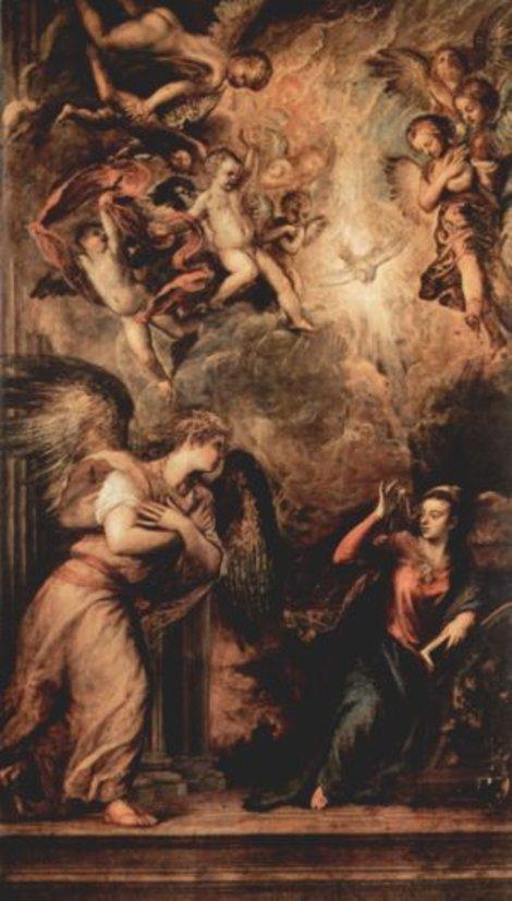 Церковь Сан Сальвадор с полотнами Тициана. Церковь Сан-Сальватор ...