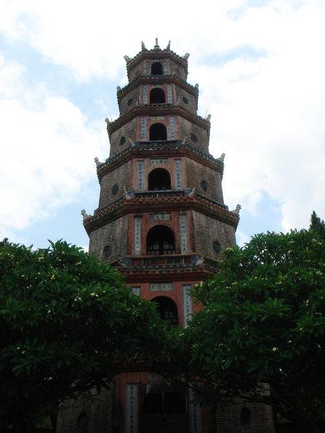 Пагода Священной Госпожи (16 век)