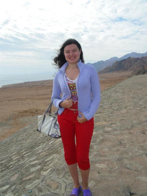 По дороге в пустыню: холодно, однако